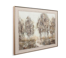 GOLDEN DAYS WALL ART W/ FRAME