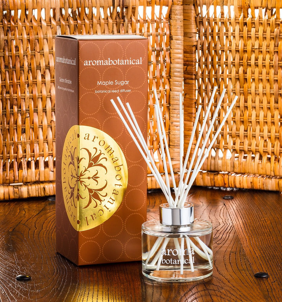 maple sugar-scented diffuser