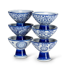 Pedestal dish (set of 6)