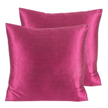 Pink Feather insert lavish pillow with washable cover made in Canada