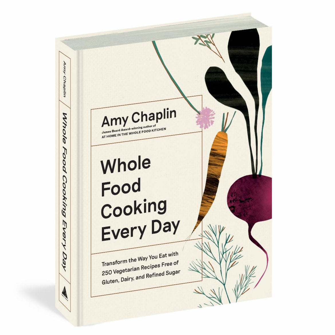 Book Signing WHOLE FOOD COOKING EVERY DAY by Amy Chaplin @ J. Seitz & Co