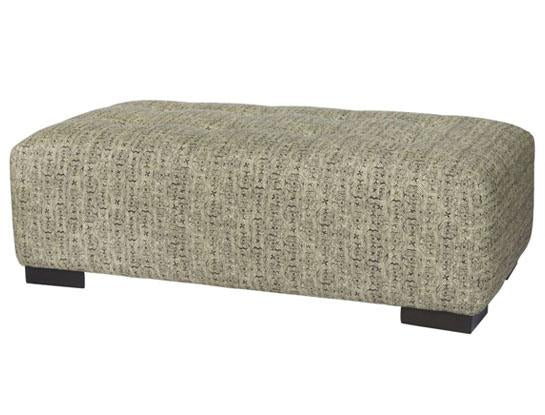 Cisco Brothers Arden Bench in Aged Asphalt