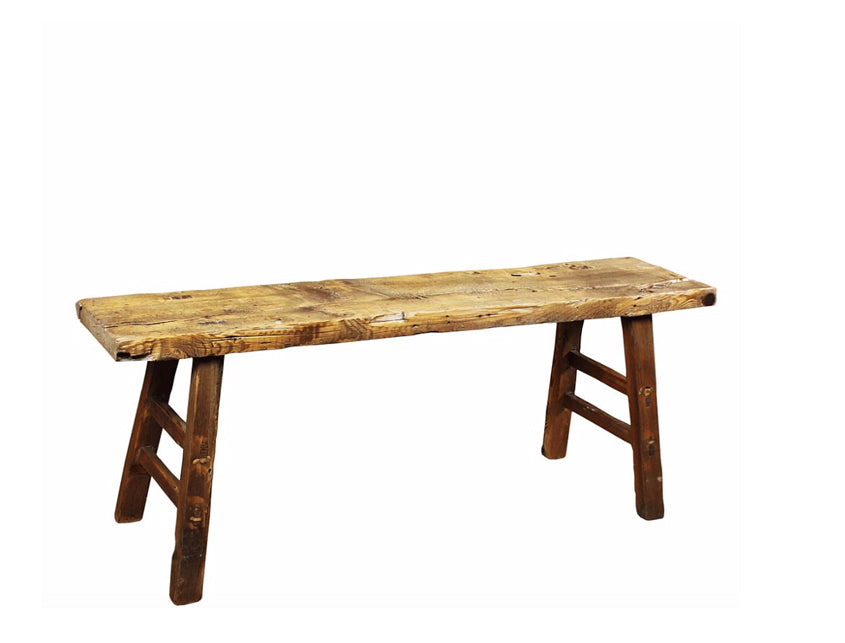 Antique Farmhouse Bench