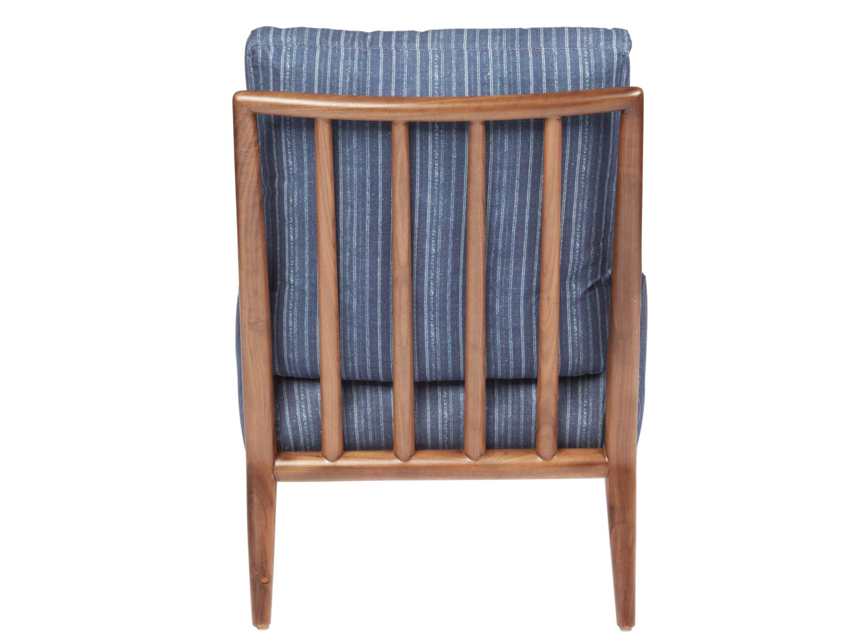 Cisco Brothers Montauk Chair in Emre Hickory