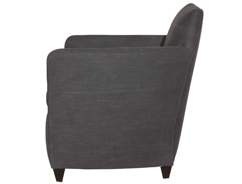 Cisco Brothers Valente Chair in Naoki Grey