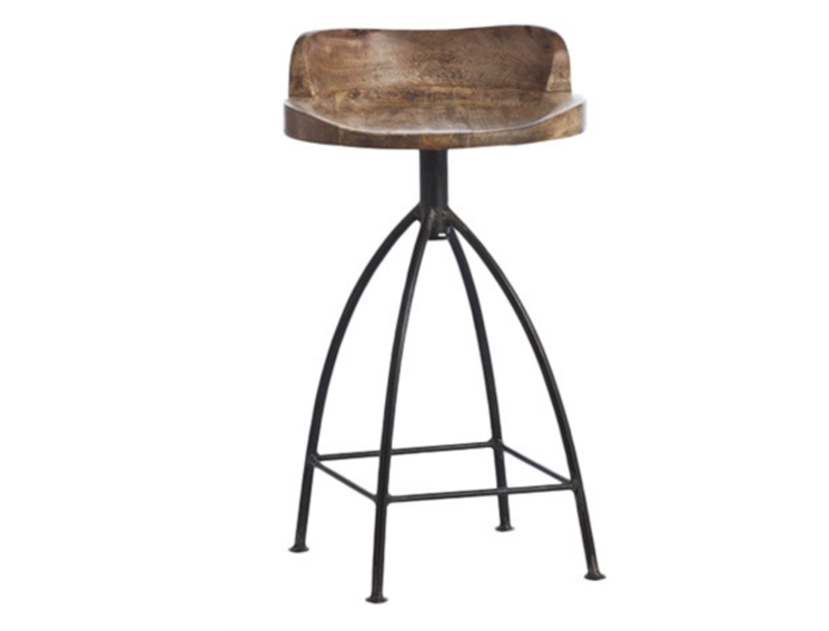 "20"" Swivel Counter stool"