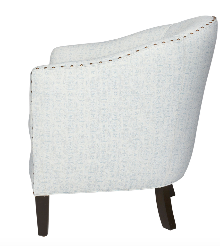 Cisco Brothers Crescent Chair in Naoki Cream