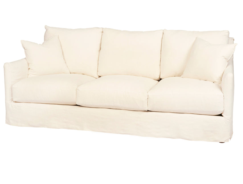 Cisco Brothers Elm Sofa in Naoki Hemp