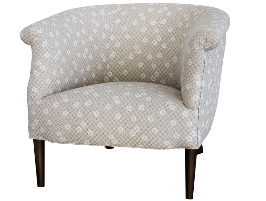 Cisco Brothers Emily Chair in Lacey Silver