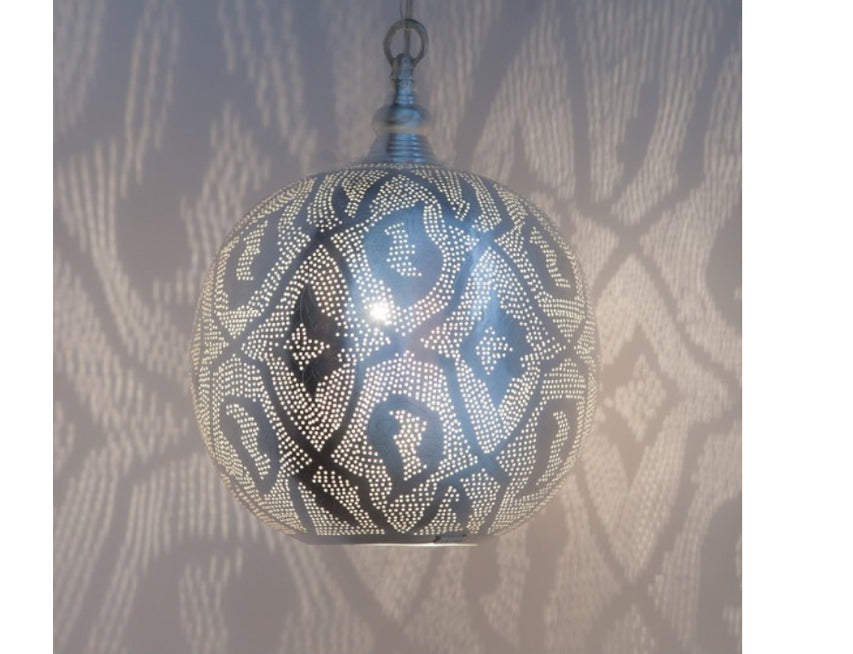 Filigrain Ball Pendant Medium