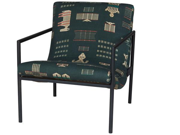 Cisco Brothers Griffin Chair in Brevard Burlap