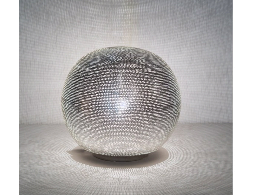 Medium Tilisky Lamp Nickel