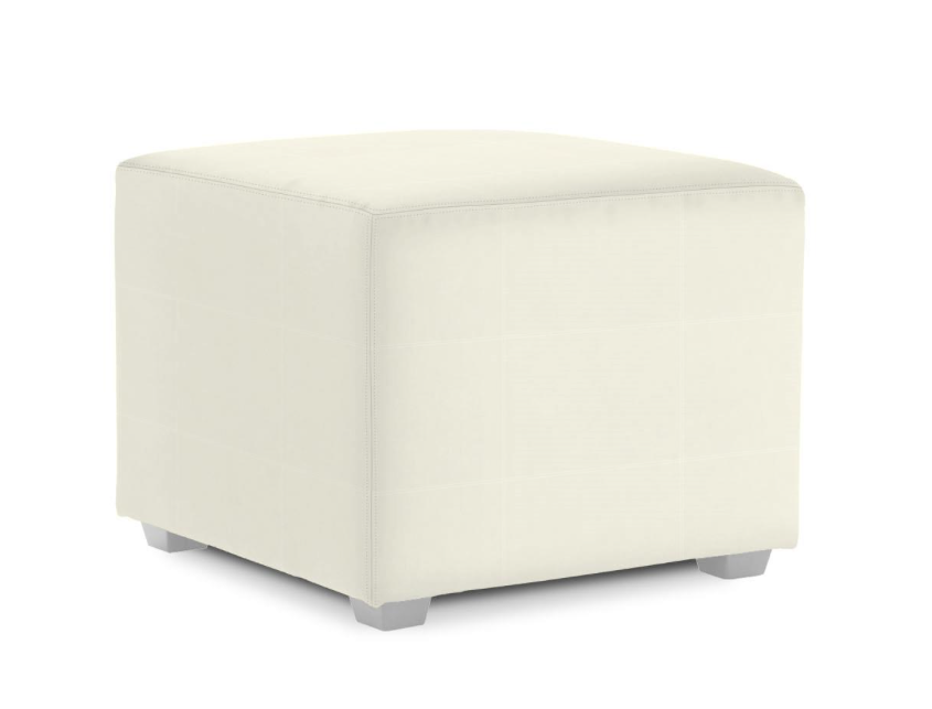 Mitchell Gold + Bob William Square Ottoman