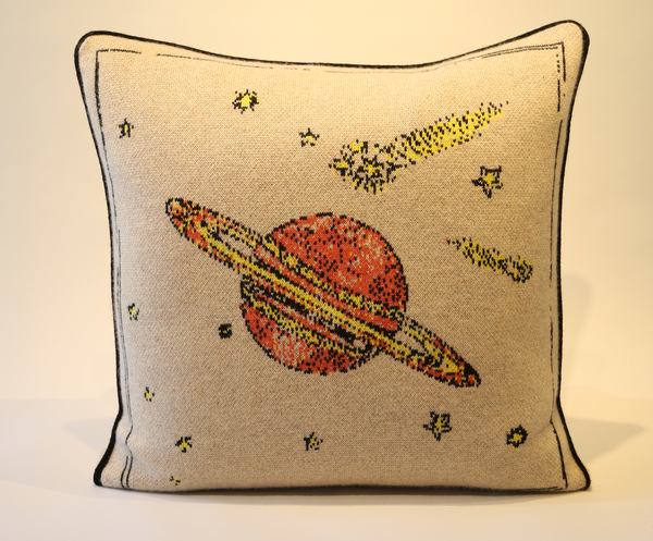 Cashmere Galaxy Pillow