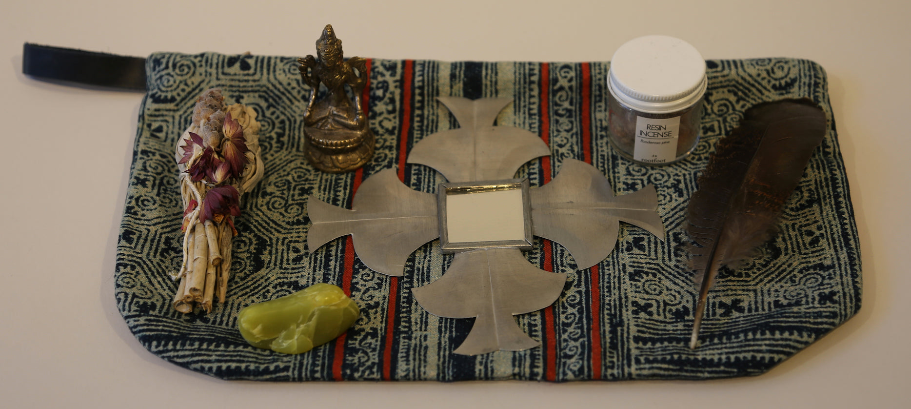 Self Protection Blessing Kit