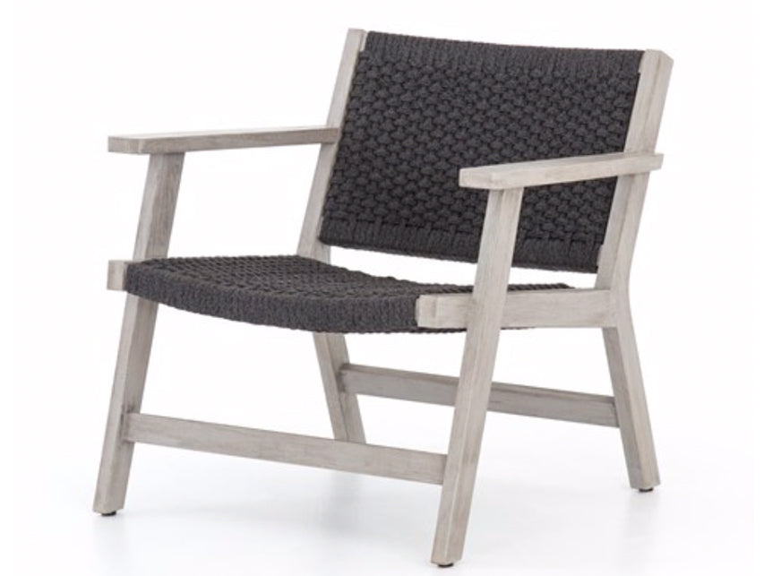 Gray Outdoor Chair