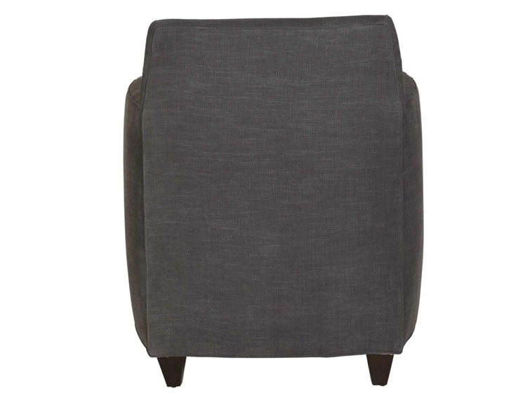 Cisco Brothers Valente in Chair Molino Slate