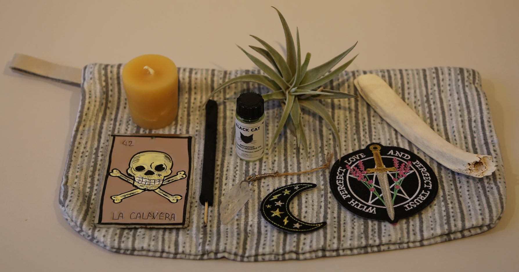 White Witch Protection Kit