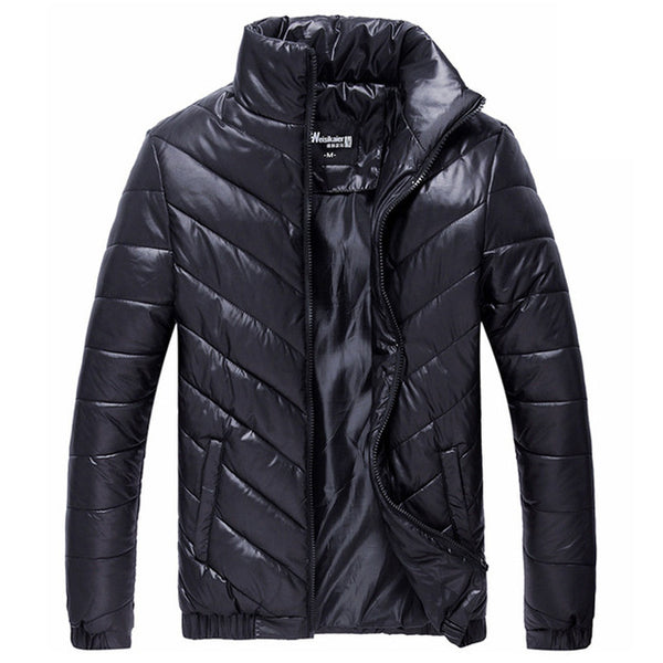 Men's Winter Coat Padded Jacket Autumn