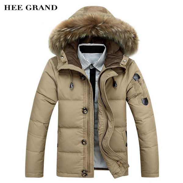 HEE GRAND Men Winter Warm