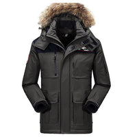 Men Winter Thick Down Coat 2018