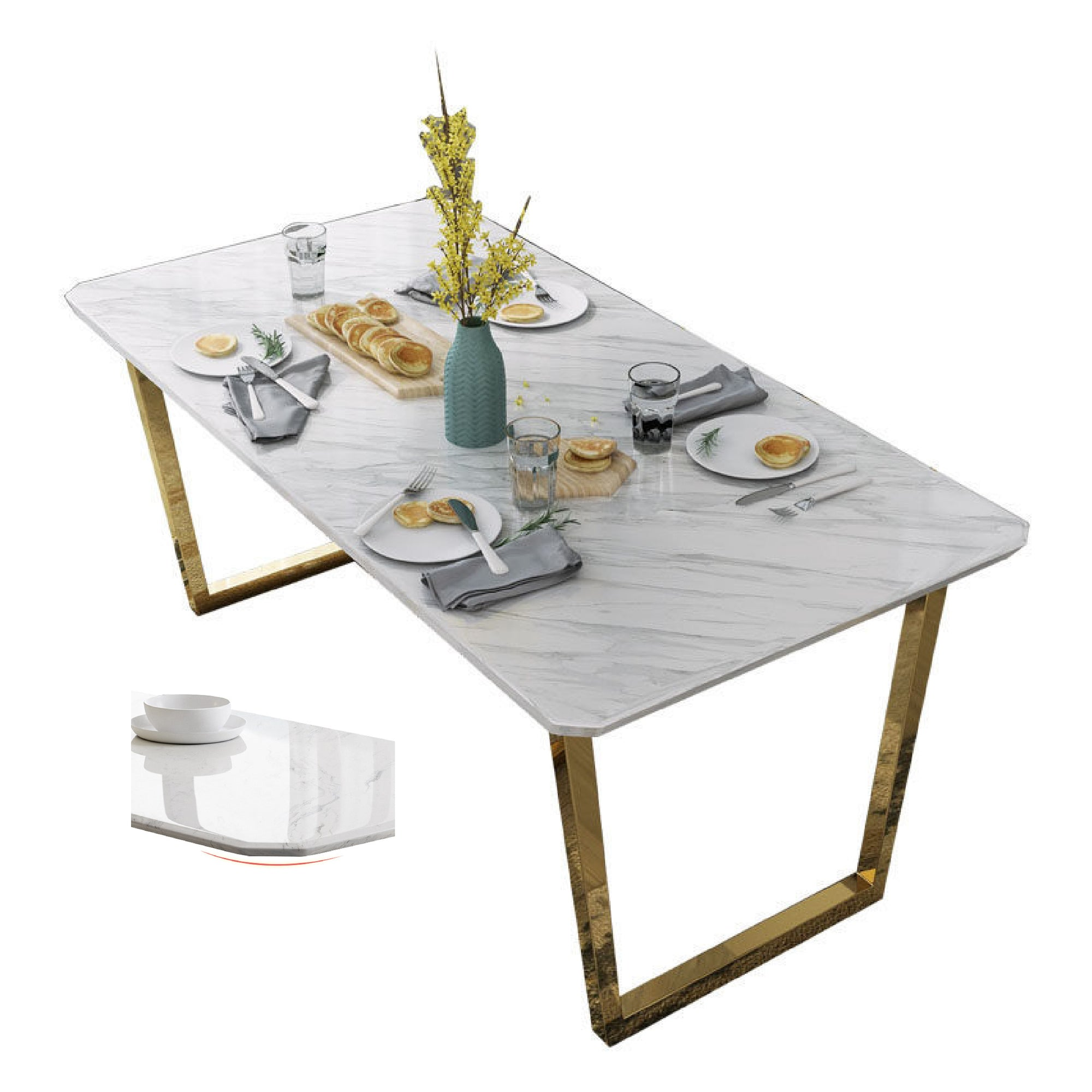 Jois Marble Table - mhomefurniture