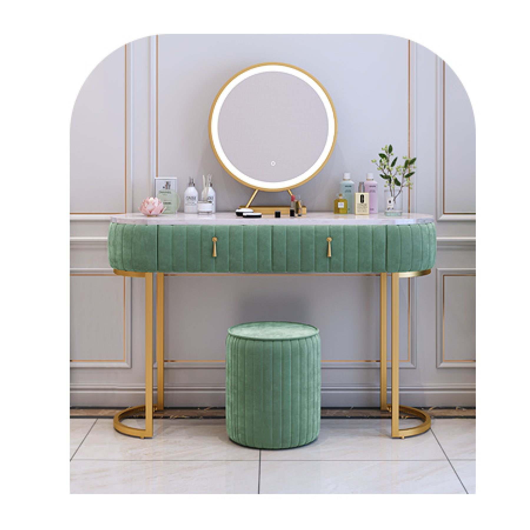 Dressing Table #2132 - mhomefurniture