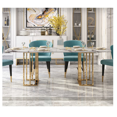 Marble Table MHF002 - mhomefurniture