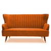 Blue Garnet 2 Seater Sofa - mhomefurniture