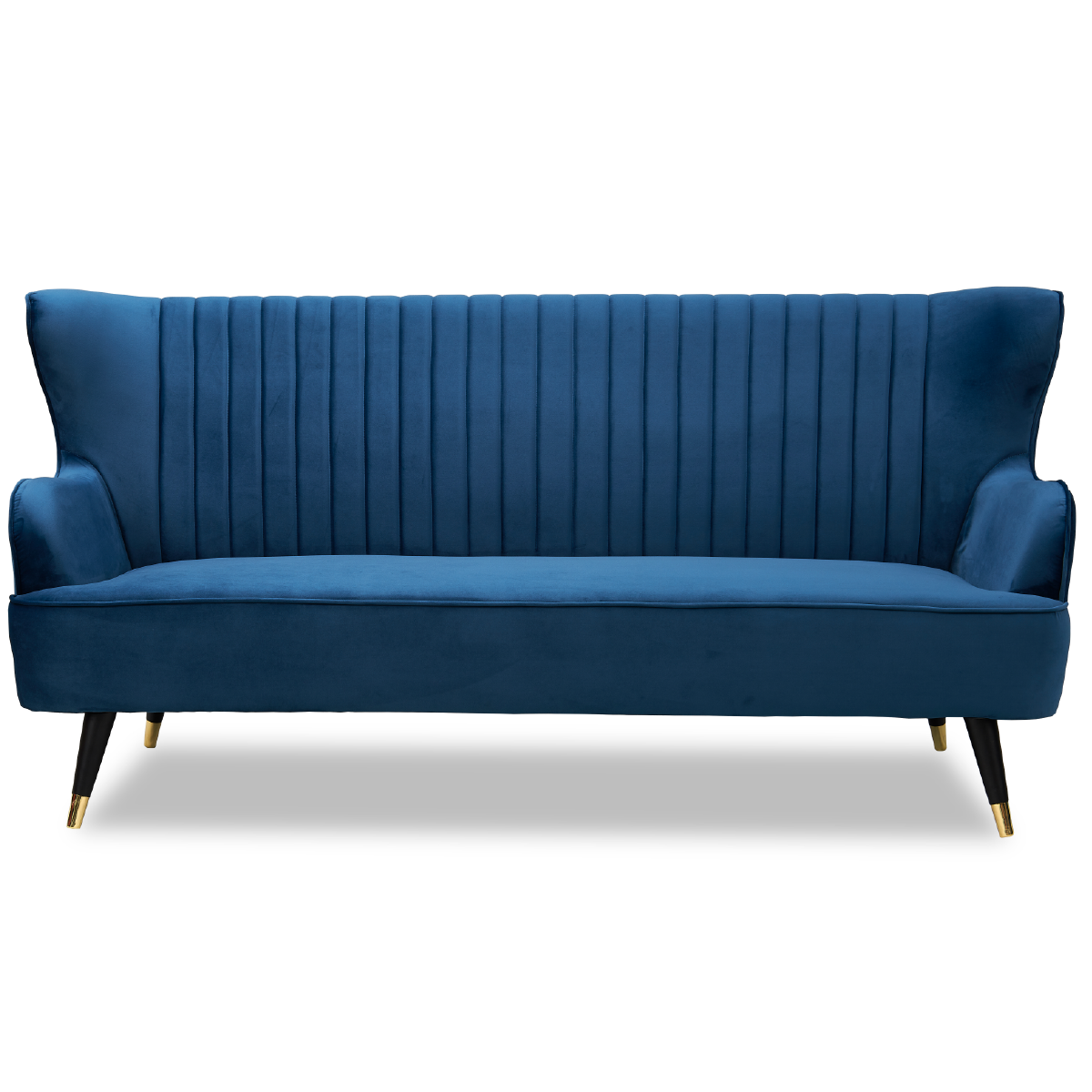 Blue Garnet 3  Seater Sofa - mhomefurniture