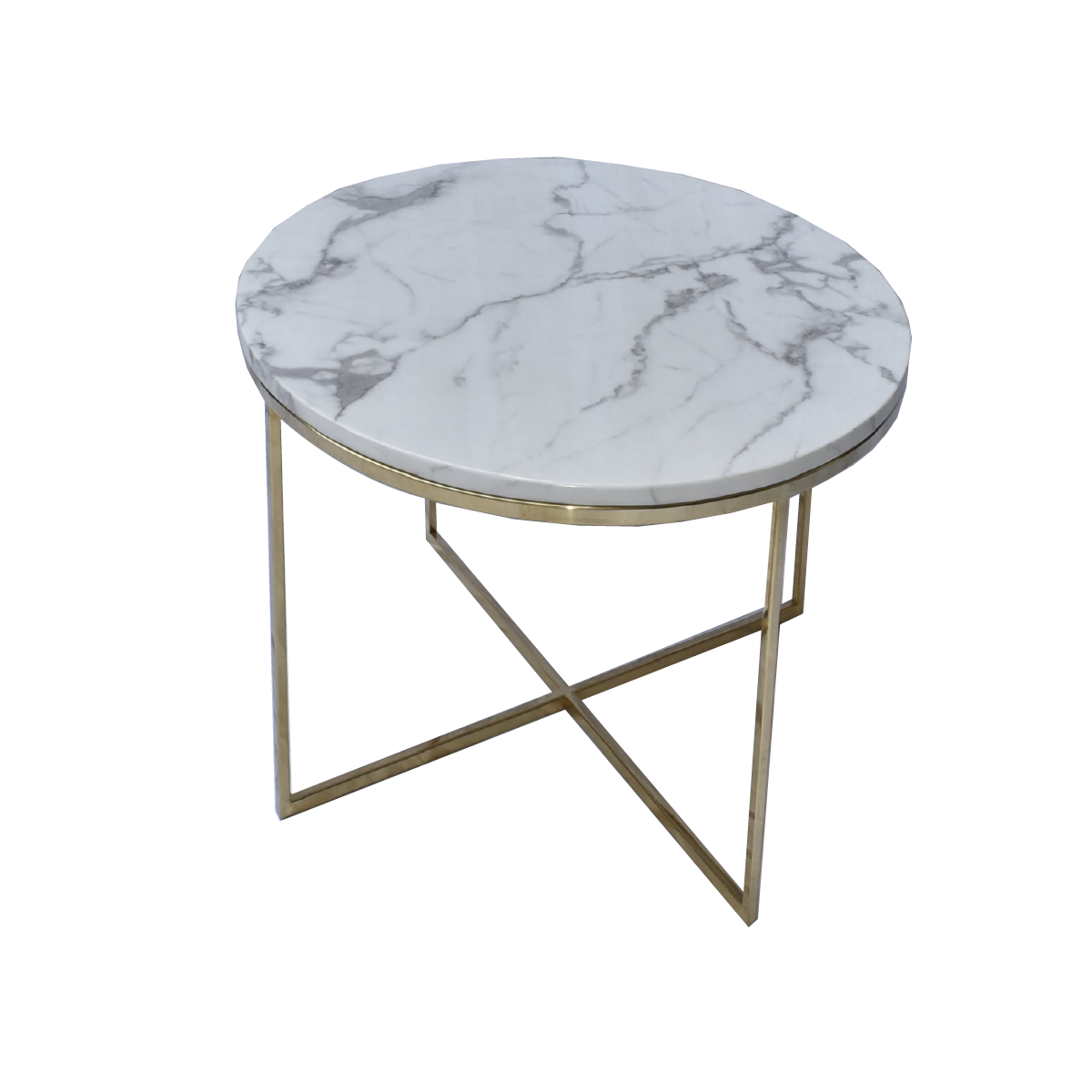 Max Marble Coffee Table Tall - mhomefurniture