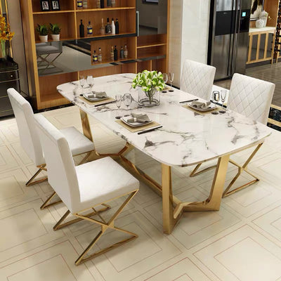 Jouse Marble Dining Table