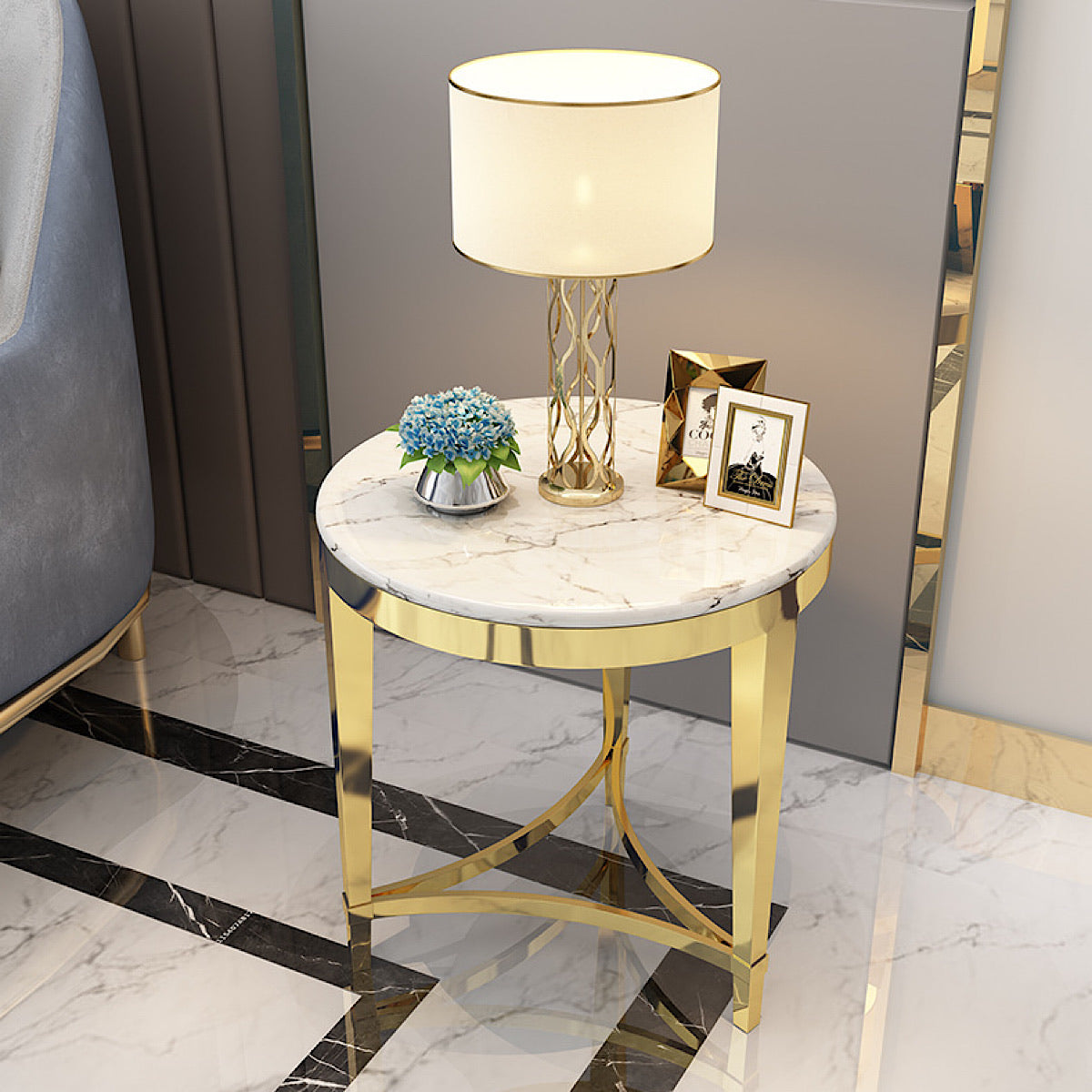 Cose Side Table