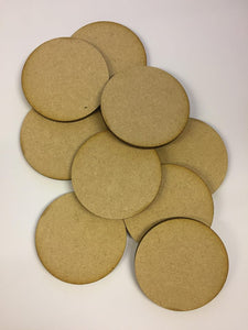MDF Artist Trading Coins - PACK OF 20