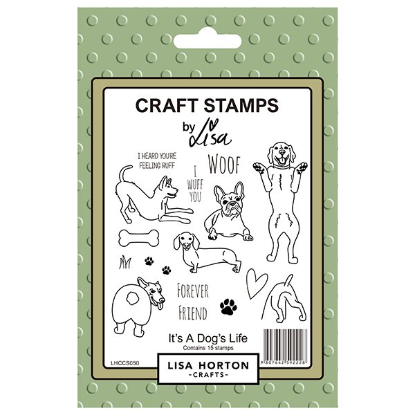It's a Dog's Life Stamp Set
