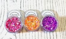 Kaleidoscope Glitter Collection
