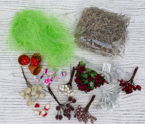 Mixed Natural Embellishment bundle