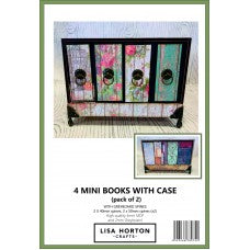 Mini Bookcases and Greyboard Books