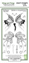 Wings and Things DL Stamp set