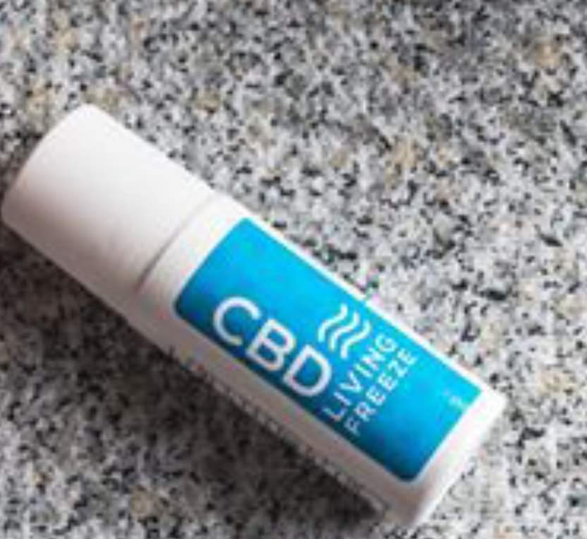 CBD Living Freeze