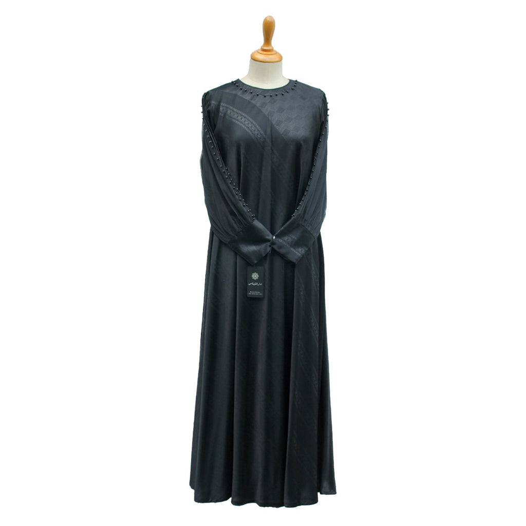 AB00956-Umbrella maxi drape pearls (stripe)
