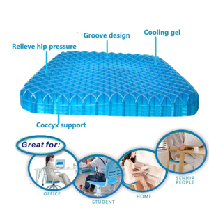 Orthopedic Honeycomb Gel Seat Cushion