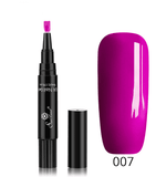 UV NAIL™ 3 In 1 Gel Nail Varnish Pen Glitter