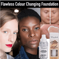 FLAWLESS™ COLOUR CHANGING FOUNDATION