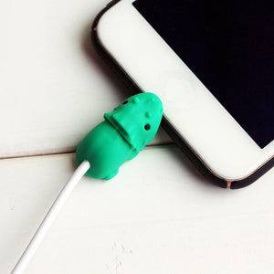 Cord Saver™ Cute Animal Cable Chomper