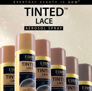 Ebin Tinted Lace