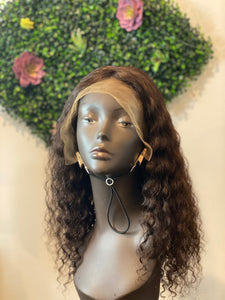 "Deep Wave 18"" Lace Front Unit"