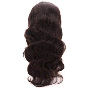 Silk Lace Body Wave Frontal Wig
