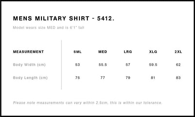 Zoo TV Military Style Shirt
