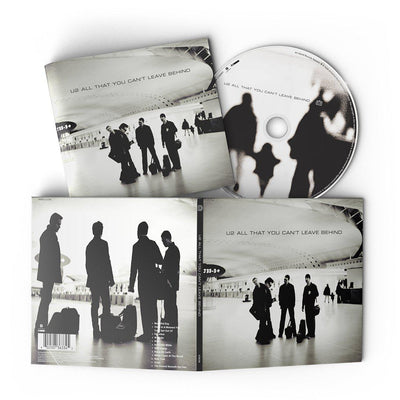 All That You Can't Leave Behind (20th Anniversary) 1CD-U2